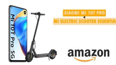 Photo of Amazon calienta motores para el Prime Day: compra el nuevo Xiaomi Mi 10T Pro y te llevas un patinete eléctrico gratis