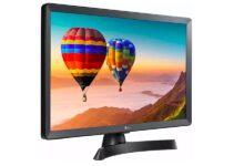 Photo of Monitor y smart TV todo en uno: la LG 24TN510S-PZ de 24 pulgadas nos sale en los Outlet Days de MediaMarkt por sólo 149 euros