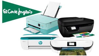 Photo of 11 impresoras en oferta en El Corte Inglés: equiparte para teletrabajar puede salir más barato con estos modelos de Epson y HP