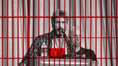 Photo of Detienen en España a John McAfee, tras una orden de los EE.UU. y acusarle de fraude fiscal