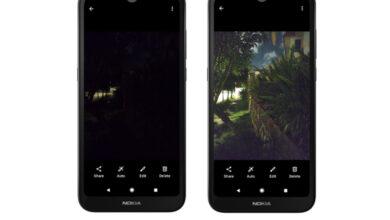 Photo of Google Camera Go recibe el modo de fotografía nocturna, primero en el Nokia 1.3