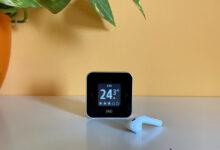 Photo of Eve Room, el monitor HomeKit de temperatura, humedad y calidad del aire de nuestro hogar