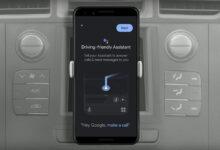 Photo of El modo conducción del Asistente de Google estaría a la vuelta de la esquina: aparecen nuevas imágenes