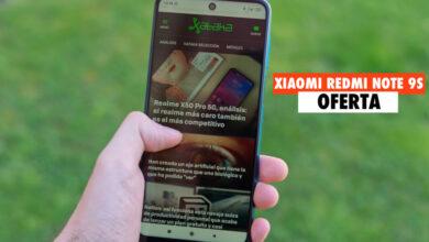 Photo of El Xiaomi Redmi Note 9S baja a precio récord y ya es uno de los más vendidos en eBay: llévatelo hoy por 157 euros con envío gratis