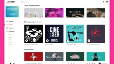 Photo of Deezer también entra en la fiebre del podcast, lanza su catálogo en España con más de una docena de categorías