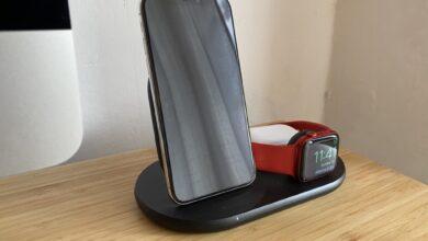 Photo of Base de carga inalámbrica 3 en 1 de Belkin, cargador inalámbrico con carga rápida a un precio razonable