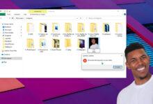 """Photo of Por qué tras más de 40 años no puedes poner el nombre """"con"""" a un archivo en Windows 10"""