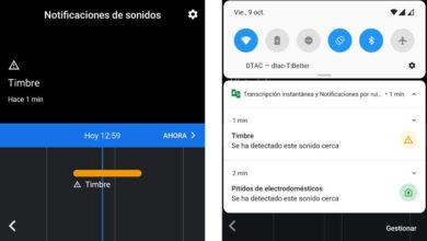 Photo of El móvil te avisa si llaman a la puerta o ladra el perro con las nuevas notificaciones de sonidos