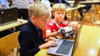 Photo of Seis aplicaciones gratuitas para aprender robótica y programación