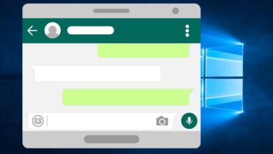 Photo of Cómo leer los mensajes de WhatsApp desde el PC sin que tus contactos lo sepan