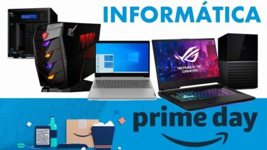 Photo of Amazon Prime Day 2020: mejores ofertas del día en Informática y PCs