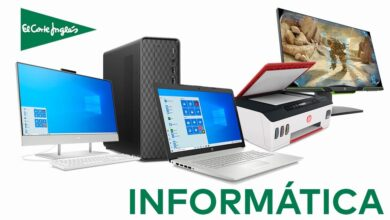 Photo of 15 ofertas en el departamento de informática de El Corte Inglés: monitores, portátiles o impresoras a precios mucho más interesantes