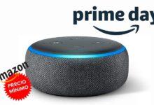 Photo of Amazon Prime Day. Ya no hay excusas que valgan. Ahora, el Echo Dot sólo te cuesta 19,99 euros: su precio más bajo hasta la fecha