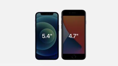 Photo of El iPhone 12 mini ya está aquí: el más pequeño de la familia también estrena 5G, doble cámara y pantalla Super Retina XDR