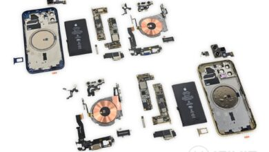 Photo of iFixit desmonta el iPhone 12 y el iPhone 12 Pro: diseño modular y partes intercambiables