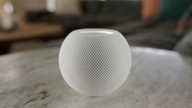 Photo of Nuevos HomePod mini: el altavoz de Apple se reduce pero gana funciones con los chips S5 y U1