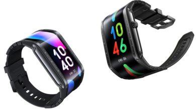 Photo of El Nubia Watch con pantalla flexible ya se puede comprar desde España