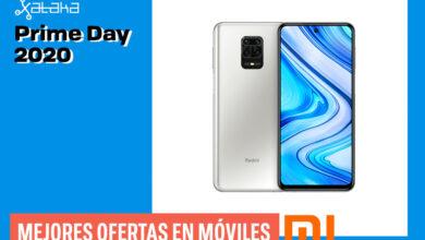 Photo of Las mejores ofertas en móviles Xiaomi por el Amazon Prime Day 2020: Poco X3, Redmi Note 9S y Mi 10 Lite a precios de escándalo