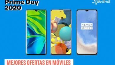 Photo of Las mejores ofertas de móviles Android en el Amazon Prime Day 2020