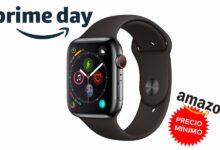 Photo of Amazon nos deja el Apple Watch Series 4 con LTE a su precio más bajo hasta la fecha. Ahora lo tenemos por 369,99 euros por el Prime Day