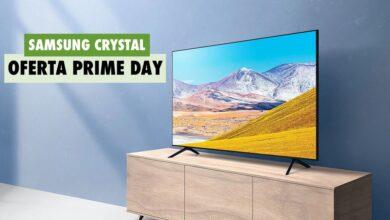 Photo of Este Smart TV de Samsung con pantalla 4K de 50 pulgadas se controla con la voz y te lo puedes llevar por menos de 400 euros durante el Prime Day