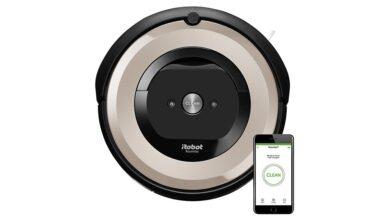 Photo of Financiación hasta en 12 meses sin intereses, envío gratis o recogida Click&Car: el robot aspirador Roomba e5 por 319 euros es un chollo en El Corte Inglés