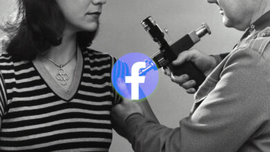 Photo of Facebook prohíbe la publicidad antivacuna, pero permitirá anuncios que aboguen en contra de su legislación