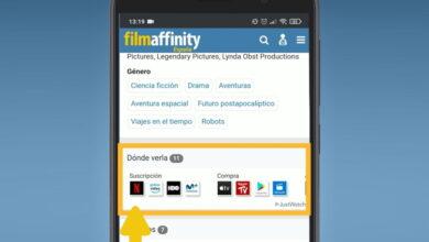 Photo of FilmAffinity indicará si podemos ver una película en Netflix, HBO, Prime Video y otras plataformas