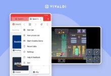 Photo of Vivaldi en Android se actualiza: mejoras gráficas y un juego incorporado para usar incluso sin conexión