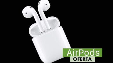 Photo of El cupón P10MOVILES de eBay nos deja los AirPods de Apple por sólo 113,29 euros si los pedimos desde la app para smartphones