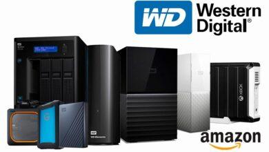 Photo of Para todo tipo de equipos, necesidades y presupuestos: 42 discos duros Western Digital que puedes encontrar más baratos ahora, en Amazon