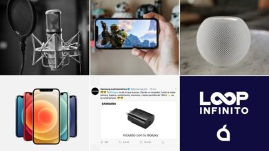 Photo of Nuevos iPhone, HomePod mini, MagSafe… La semana de podcast Loop Infinito