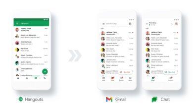 Photo of El lío de las apps de mensajería de Google: Hangouts muere pronto y tendremos Google Chat gratis en 2021