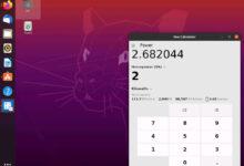 Photo of La Calculadora de Windows llega a Linux gracias al port open source que la llevó a iOS, Android, macOS y la web