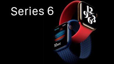 Photo of ¿No puedes esperar para estrenar un Apple Watch Series 6? Ya lo tienes 30 euros más barato en Amazon