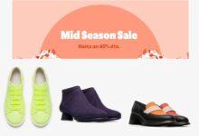 Photo of Mid Season Sale en Camper con descuentos de hasta el 40% en zapatos y zapatillas para hombre y mujer