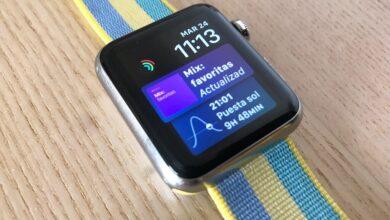 Photo of Apple lanza watchOS 7.0.3 para solucionar un error en los Apple Watch Series 3