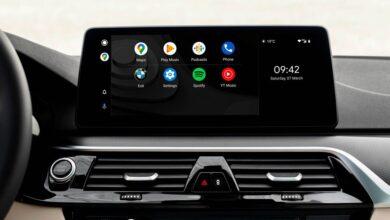 Photo of Android Auto inalámbrico llega finalmente a todos los BMW con una actualización OTA