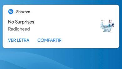 Photo of Cómo identificar canciones con Shazam desde las notificaciones del móvil