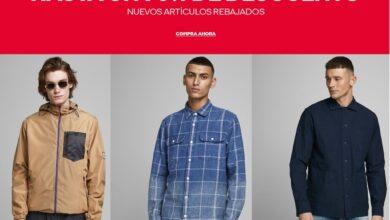 Photo of Mid Season Sale en Jack & Jones con camisetas, sudaderas y chaquetas rebajadas hasta un 70%