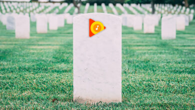 Photo of Google Play Music ya descansa en paz en el cementerio de Google: ahora la apuesta es YouTube Music