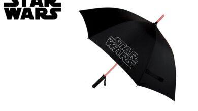 Photo of Este paraguas de Star Wars con luz aúna lo friki con lo práctico y hoy está rebajadísimo: llévatelo por 17,49 euros