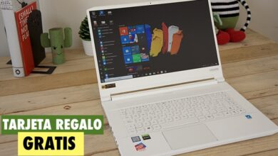 Photo of Compra un portátil Acer en PcComponentes en octubre y llévate gratis una tarjeta regalo de 500 euros
