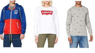 Photo of 11 ofertas en sudaderas de marcas como Levi's, Superdry o Diesel para renovar armario este otoño en Amazon