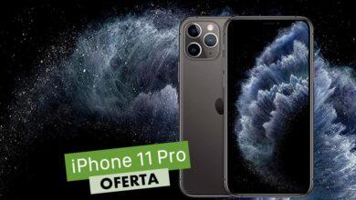 Photo of ¡360 euros de ahorro en el iPhone 11 Pro! En tuimeilibre te lo dejan con 64 GB por sólo 799 euros