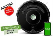 Photo of Hasta la medianoche, el Roomba 671 te sale más barato que nunca en Amazon: lo tienes por sólo 179 euros