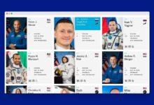 Photo of Esta web es una completísima base de datos sobre los astronautas y sus misiones