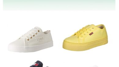 Photo of Chollos en tallas sueltas de zapatillas Levi's, Tommy Hilfiger o Lacoste en Amazon