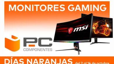 Photo of Las mejores ofertas en monitores gaming de los Días Naranjas de PcComponentes: 13 modelos de Acer, AOC, ASUS, Dell, MSI o ViewSonic a precios rebajados