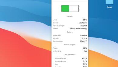 Photo of Stats, una útil app gratuita para la barra de menús de macOS que ofrece información de uso de CPU, RAM, estado de batería y más